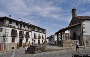 Plaza Mayor - Candelario
