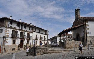 Plaza Mayor - Candelario