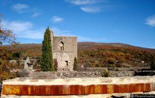 Castillo - San Martín del Castañar
