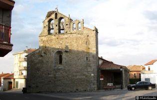 Iglesia - Linares de Riofrío