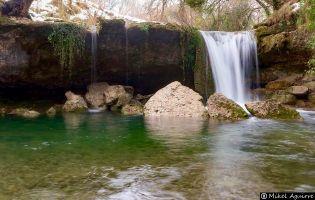 Cascada de Sáseta