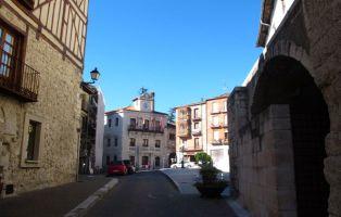 Ayuntamiento de Cuéllar y Carcel Vieja