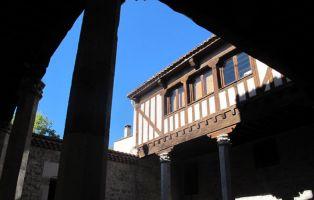 Patio renacentista - Ayuntamiento de Cuéllar