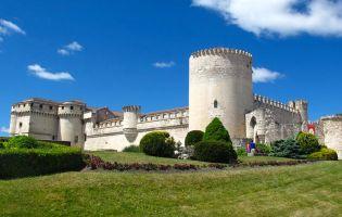 Qué visitar en Cuéllar - Castillo de los Duques de Alburquerque
