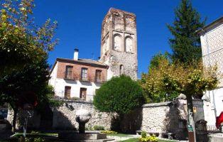 Iglesia mudéjar - Torre de Santa Marina - Cuéllar