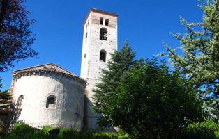 Monumentos en Cuéllar - Iglesia de Santa María de la Cuesta