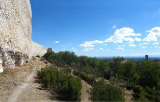 Muralla de Cuéllar - Fortaleza medieval en Segovia