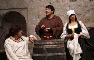 Qué ver en Cuéllar - Visitas Teatralizadas Castillo de Cuéllar