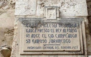 Iglesia de Santa Gadea - Burgos