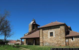 Iglesia de Pedredo
