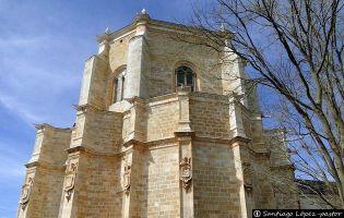 Monasterios de la Ribera del Duero - Monasterio de La Vid