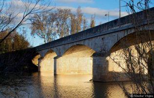 Puente Tudela de Duero