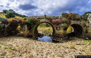 Puente de las Urrietas - Pereruela