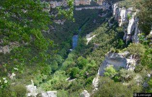 Cañón del Ebro