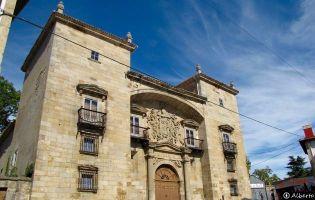 Palacio de Chilioches - Espinosa de los Monteros