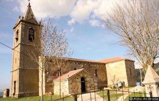 Iglesia de Montejo de Bricia