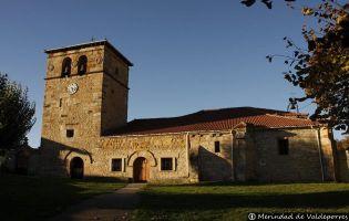 Iglesia de Pedrosa de Valdeporres