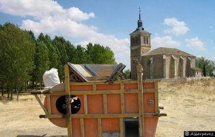 Iglesia de Paradinas