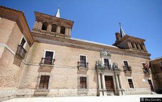 Palacio del Cardenal Diego de Espinosa
