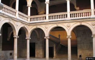 Palacio del Licenciado Francisco de Butrón
