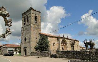 Iglesia de la Asunción - Hontoria del Pinar