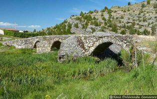 Puente romano de Hontoria del Pinar