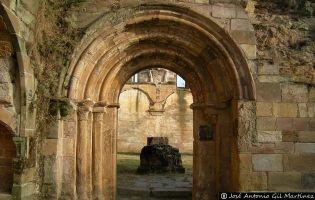 Monasterio de Moreruela - Granja de Moreruela