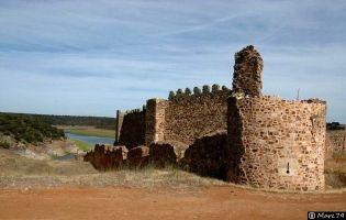 Castillo de Castrotorafe - San Cebrián de Castro