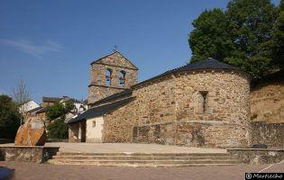 Iglesia - Robles de Lanciana