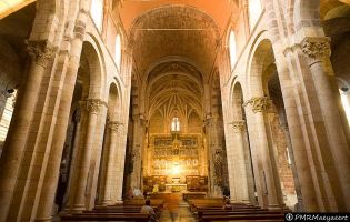 Interior Colegiata de San Isidoro - León
