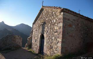 Ermita de San Froilán - Valdorria