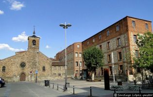 Iglesia de San Bartolomé - Astorga