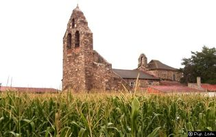 Iglesia de Santa Colomba de la Vega