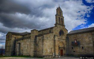 Iglesia - San Martín de Castañeda