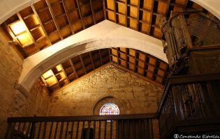 Órgano - Iglesia Puebla de Sanabria