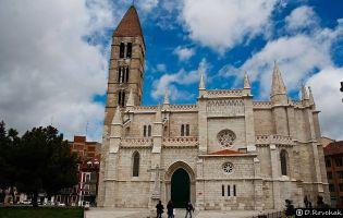 Iglesia de Santa María de la Antigua - Valladolid