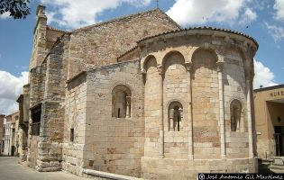 Iglesia de Santa María la Nueva - Zamora