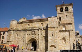 Iglesia de San Juan de Puerta Nueva - Zamora