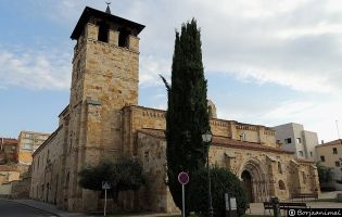 Iglesia de Santa María de la Horta - Zamora