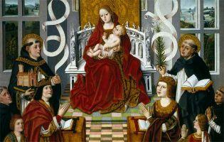 La reina Isabel de Castilla