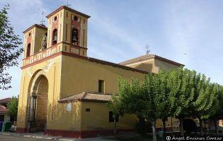 Iglesia de Villalazán