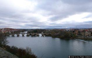 Puente de Piedra - Zamora