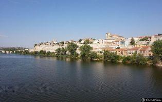 Río Duero - Zamora