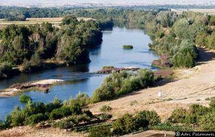 Río Duero - Fresno de la Ribera