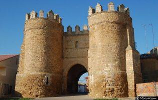 Puerta de San Andrés - Villalpando