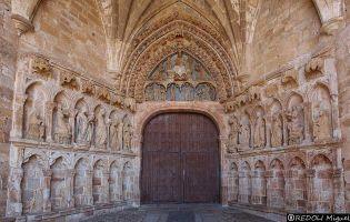 Portada - Iglesia de La Hiniesta