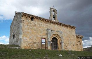 rmita del Santo Cristo - Coruña del Conde