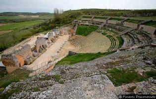 Anfiteatro de Clunia - Peñalba de Castro