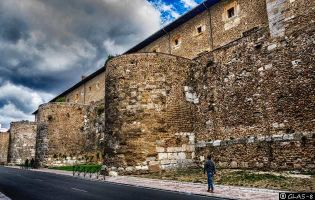Murallas romanas - León