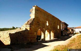 Restos Villa romana - Salinas de Rosío